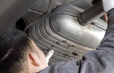 Mobile Exhaust Repair Kent